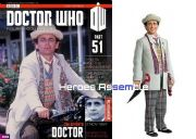 Doctor Who Figurine Collection #051 Seventh Doctor Sylvester McCoy Eaglemoss